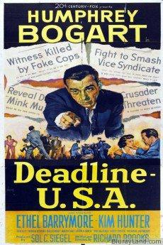 Deadline USA HD Movie Download