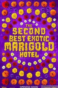 The Second Best Exotic Marigold Hotel HD Movie Download
