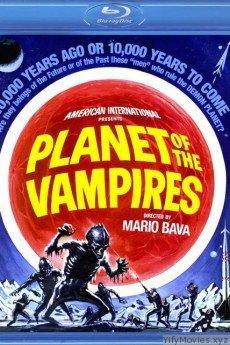 Planet of the Vampires HD Movie Download