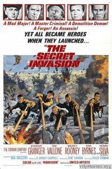 The Secret Invasion HD Movie Download