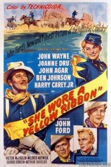 She Wore a Yellow Ribbon HD Movie Download