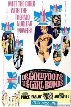 Dr. Goldfoot and the Girl Bombs HD Movie Download