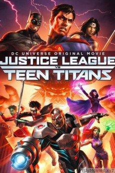 Justice League vs. Teen Titans HD Movie Download