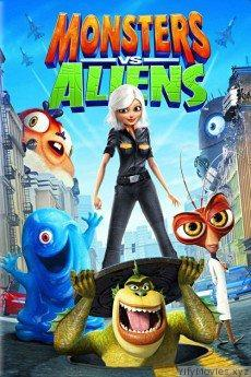 Monsters vs. Aliens HD Movie Download