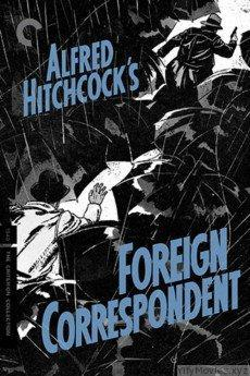 Foreign Correspondent HD Movie Download