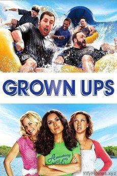 Grown Ups HD Movie Download