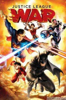 Justice League: War HD Movie Download