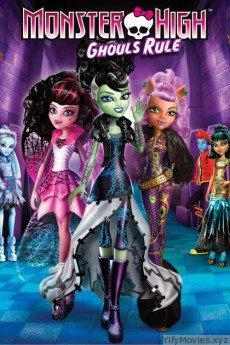 Monster High: Ghouls Rule! HD Movie Download