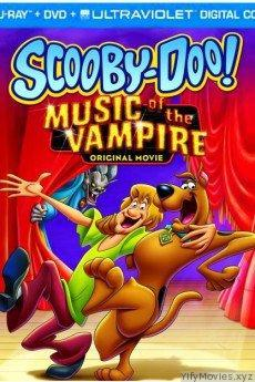 Scooby-Doo! Music of the Vampire HD Movie Download