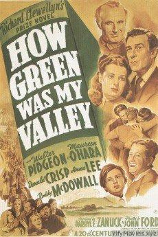 How Green Was My Valley HD Movie Download