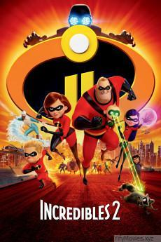 Incredibles 2 HD Movie Download
